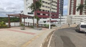 Santa Teresa – Residencial Francisco Jorge – 2/4 com Suíte, Varanda, Nscente, 1 Vaga